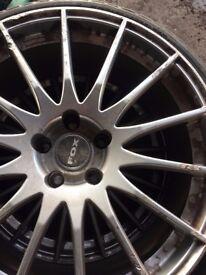 vw wheels r19