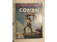 (BRONZE AGE) Savage Sword of Conan Issue 66