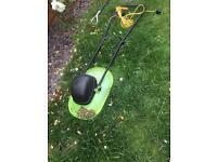 Hover Mower lightweight