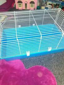 Large indoor rabbit/ Guinea pig cage