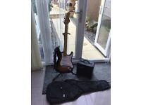 Bandit Amp & Guitar