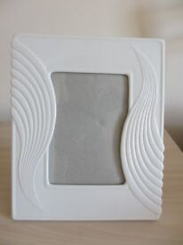 Belleek Irish China Photo Frame. 7 x 5 size. For collection in Romford, Esssex - £20.00