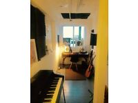 WRITING / RECORDING / ARTIST SPACE TO SHARE
