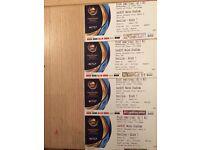 1st semi final tickets (Cardiff)