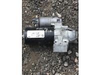 Bmw f10 520d 2011 starter motor