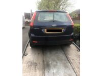 FORD FIESTA 1.2 PETROL 2005 BREAKING FOR SPARES AND REPAIRS