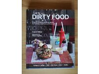 Dirty Food By Carol Hilker - Hardback Cookbook, American Cuisine