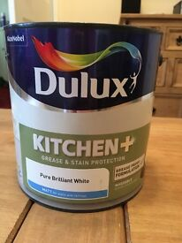 Brand new dulux trade kitchen