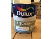 Brand new dulux trade kitchen