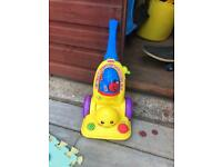 Fisher price hoover