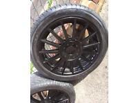 ford st wheels