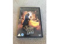 DISNEY BEAUTY & THE BEAST DVD