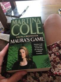 Martina Cole book