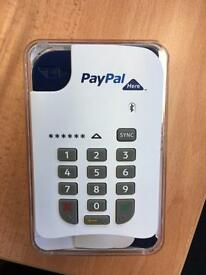Paypal Here Credit Card Reader - chip and pin