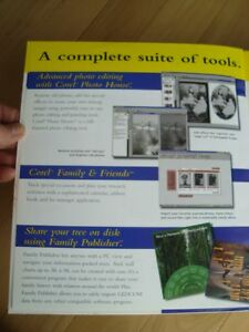 Family Tree Creator Deluxe - New (Version- Win 98) Kitchener / Waterloo Kitchener Area image 4