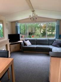 3 bed caravan @ Haggerston 22/10/21 3 nights