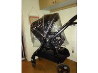 Graco Sky Pram & Pushchair with seat / isofix