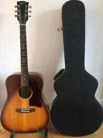 Gibson J-45 Deluxe 1974 Acoustic Guitar