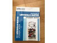 National 5 Applications of Mathematics Study Books