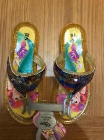 Disney flip-flop size 13-1