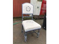 Free upcycled bedroom chair