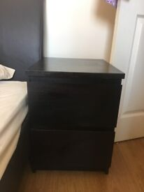 Ikea chest drawers x2