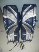 RBK Goalie Pads 29 inches