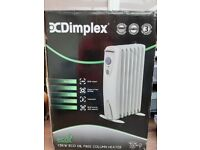 Dimplex 1.5kw Eco Free Column Heater
