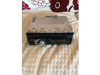 JVC KD-R411 Car Radio/CD Player