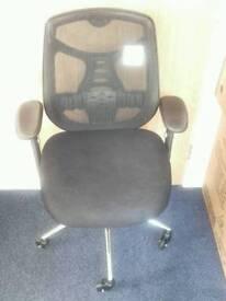 Eliza Tinsley executive armchair, perfect condition