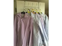 5 TM Lewin office shirts for sale, size 15.5