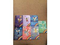 Rainbow magic set of 7 books for £1.50