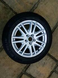 Ford Focus Wheel & tyre