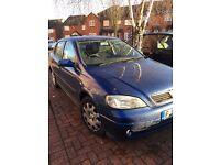 Vauxhall Astra petrol 1.4 - 2002