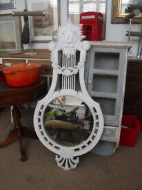 Vintage Long Mirror -