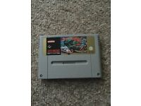 Super Nintendo street fighter 2