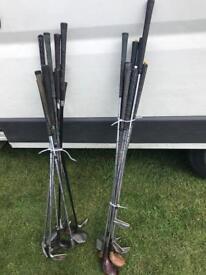 X2 Set of Golf Clubs