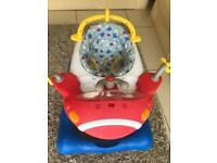 Mothercare aeroplane walker