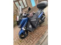 Yamaha NMAX 125cc 2021 70 plate