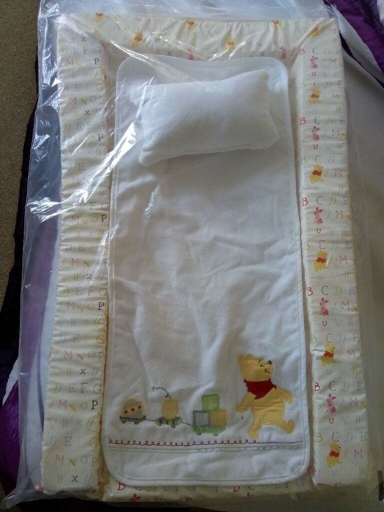 Mothercare Winnie The Pooh Changing Mat Brand New Never
