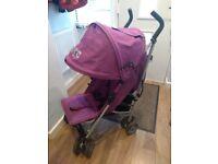 Zeta Voom Buggy in purple