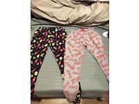 2 ASOS pajamas
