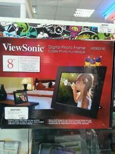 Viewloader VFD823-50 Digital Photo Frame. (#36627)