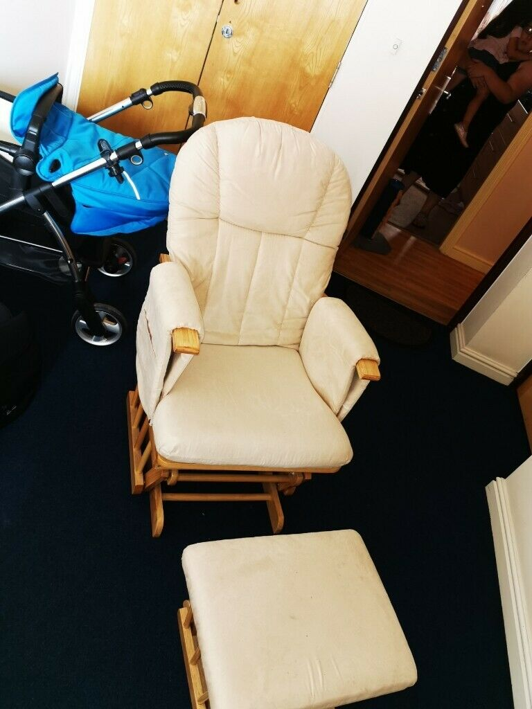 Rocking Chair And Stall In Stevenage Hertfordshire