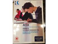 ACCA F5 - Performance Management Complete Text & Revision Kit & Pocket Notes