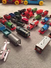 Thomas the Tank (trackmaster) bundle
