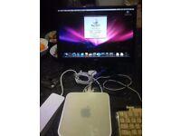 APPLE MAC MINI G4 1.5GHZ 1 GB 80HD SEPT2005