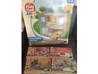Brand new dolls house and furniture