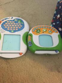 Leap frog pads