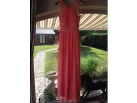 Women's long ball/prom dress
